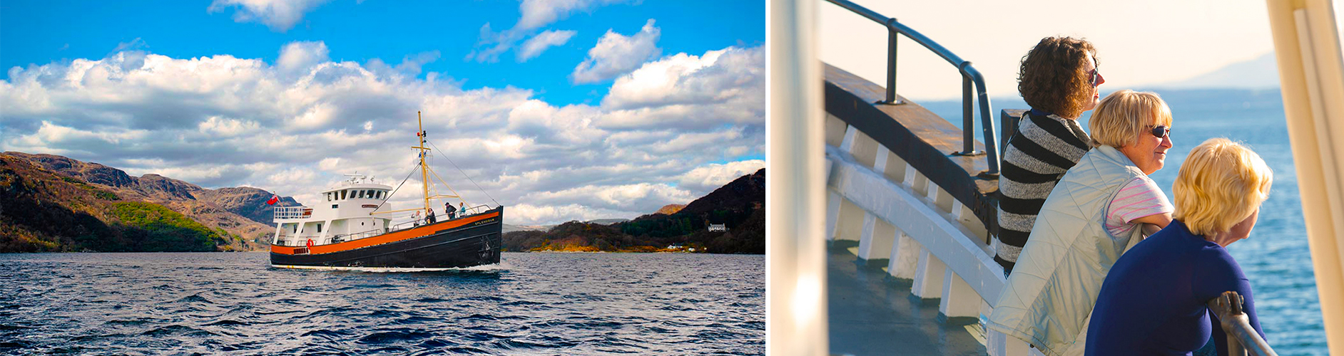 Argyll Cruising|Scottish Cruises|About Us