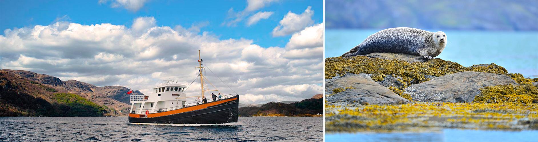 Scottish Cruises|Scotland|Argyll Cruising|Hebrides|HebridesCruises|the Majestic Line