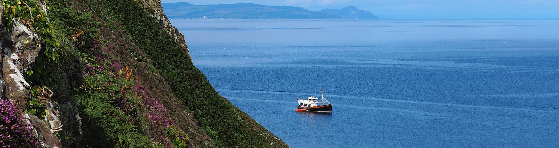 Cruising Area|Scottish Cruises|Holiday|Bespoke Holiday|Scotland