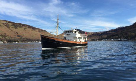Scottish cruise | Arran - Argyll Cruising | Scottish Island Cruises
