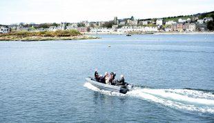 Argyll Cruising - Short Break Cruises in Scotland - solo travel