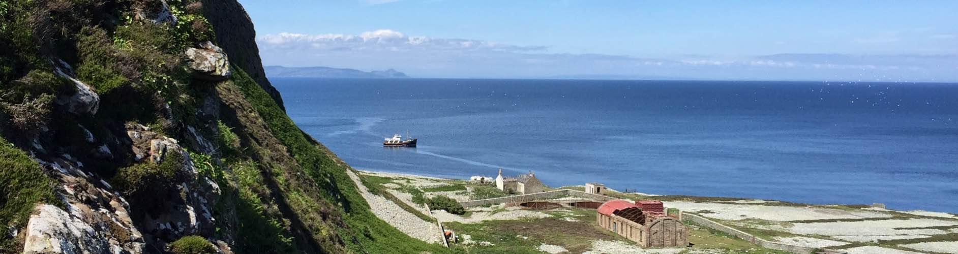 Family Cruise Holiday - Argyll Cruising | Scottish Island Cruises