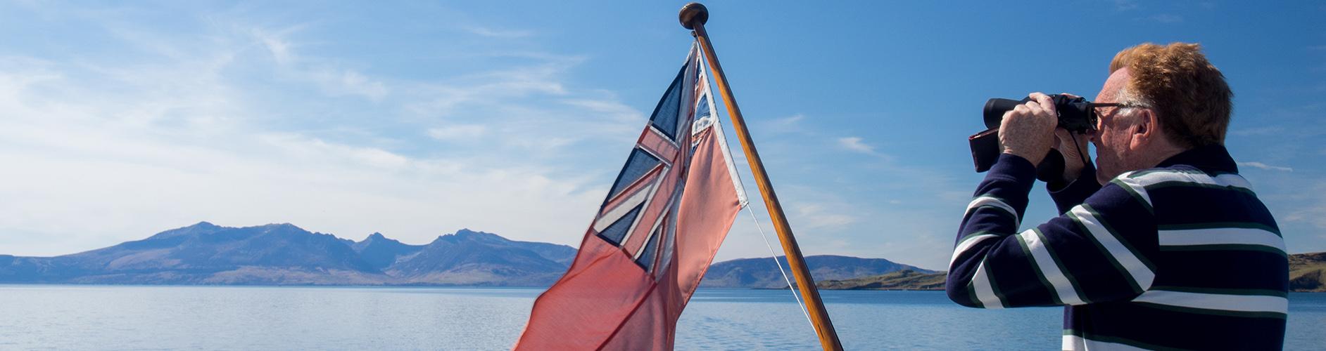 Argyll Cruising | Scottish Island Cruises
