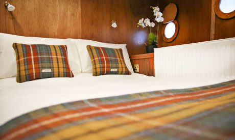 Double Ensuite Cabin - Scottish Cruises
