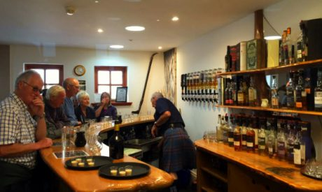 Living Better 50 | Arran Whiskey - Scottish Cruises