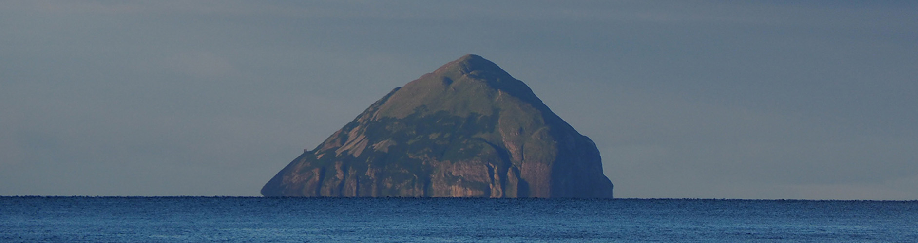 Cruising in Scotland - Arran and Ailsa Craig