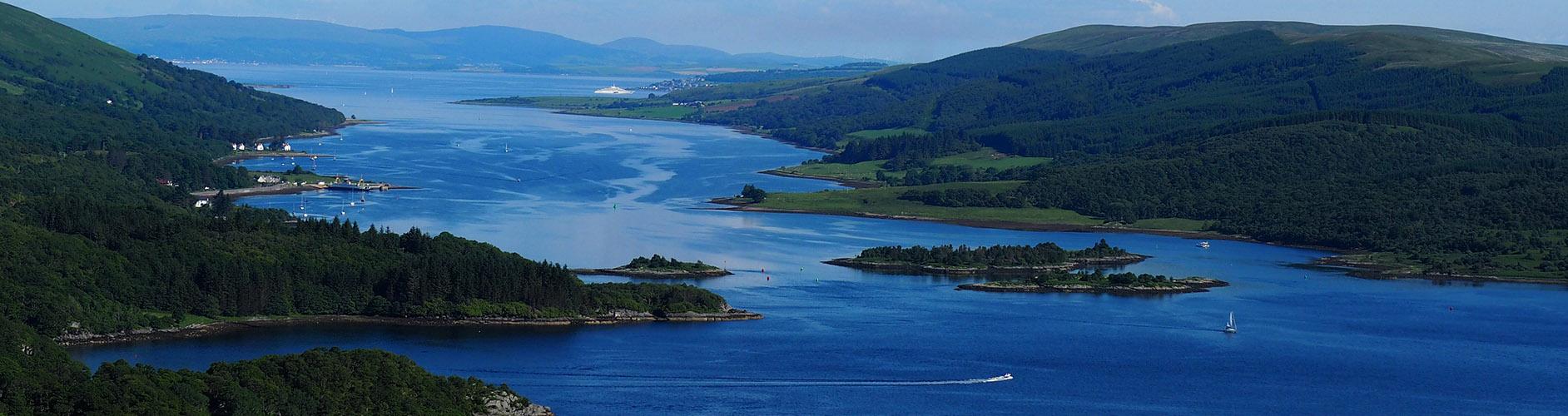 Kyles and the Isles Cruises - Scottish Island Cruises