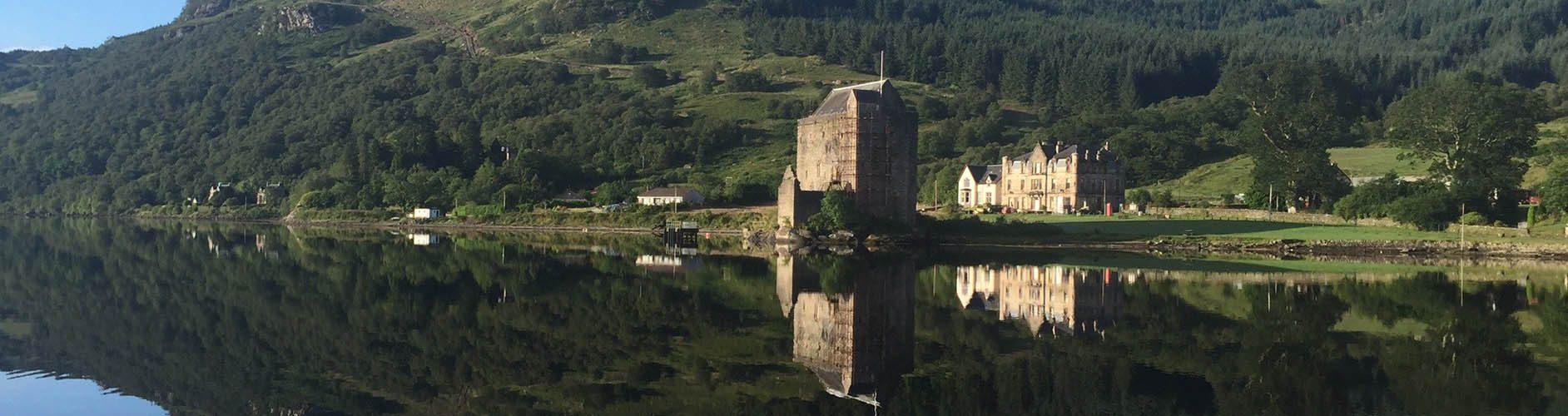 Mini-break Cruises in Scotland