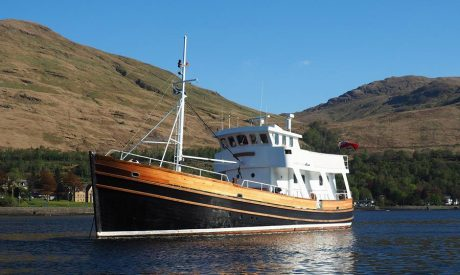 Private Charter Scotland