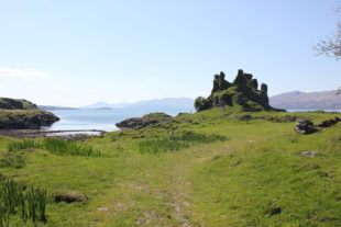 Castle Coeffin | Scottish Cruises | West Coast Cruises | Hebrides Cruise