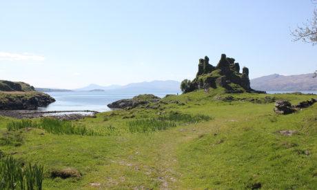Castle Coeffin | Scottish Cruises | West Coast Cruises | Hebrides Cruise
